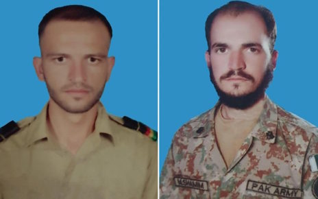 2 soldiers martyred in North Waziristan operation: ISPR