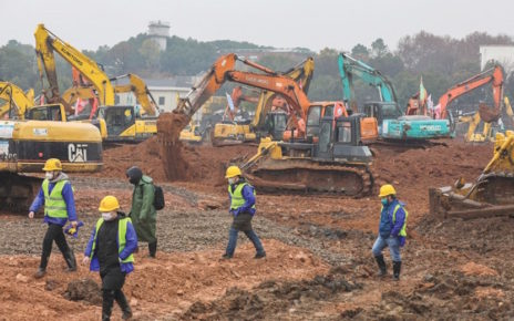 China plans to build hospital within 10 days in Wuhan