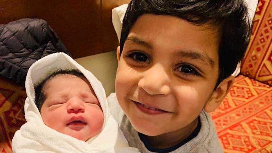 Cricketer Sarfaraz blessed with baby girl