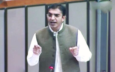 Declaring everyone a 'traitor' dangerous for country: Mohsin Dawar
