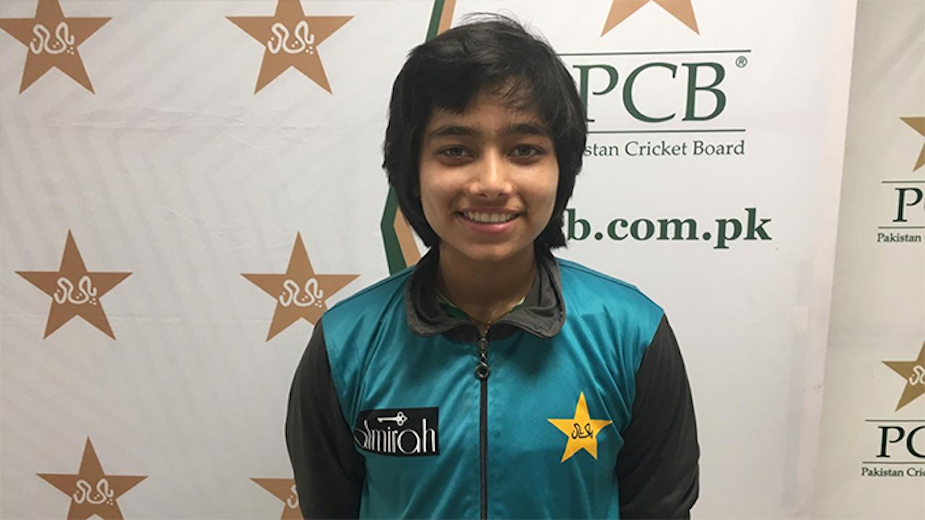 Fatima Sana dreaming to become fastest bowler