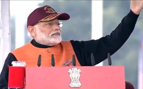 India can now defeat Pakistan in '10 days', claims Modi