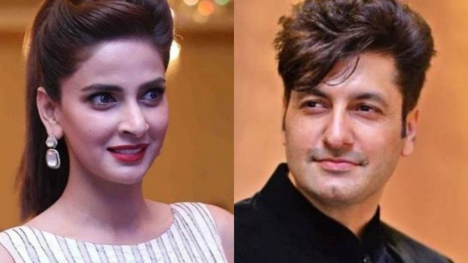 Jibran is making his big screen debut alongside Saba Qamar