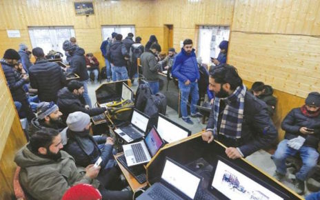 Limited internet to be restored in Indian-occupied Kashmir, no access to social media