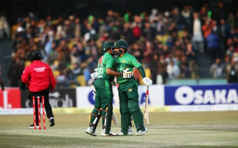 Pakistan win 2nd match by 9 wickets, clinch T20 series against Bangladesh