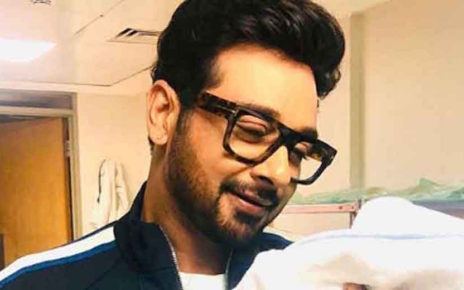 faisal qureshi blessed with baby boy