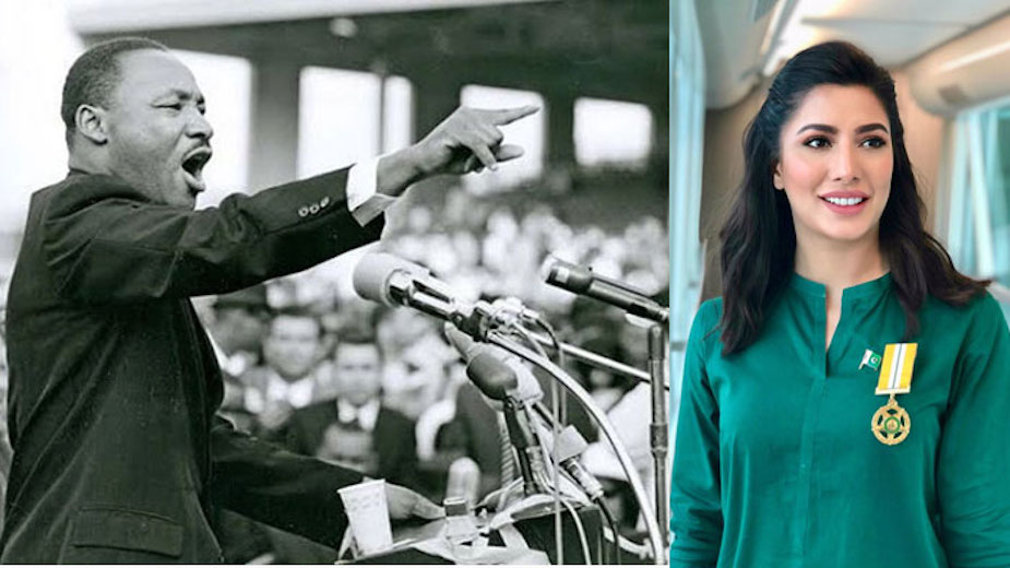 mehwish hayat pays tribute to slain civil right leader martin luther king jr on his day