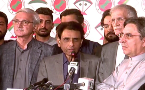 no breakthrough between pti mqm p siddiqui refuses to rejoin cabinet