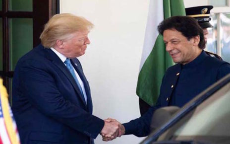 trump to visit pakistan soon qureshi