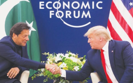 us has never been this close to pakistan trump