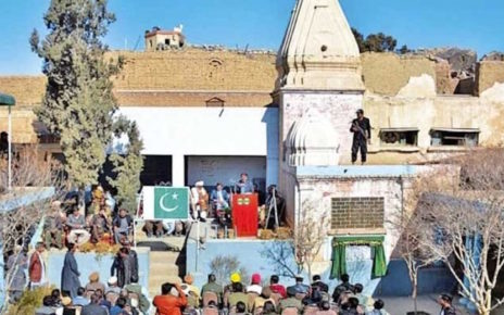 200-year-old temple returned to Hindus after 7 decades in Balochistan