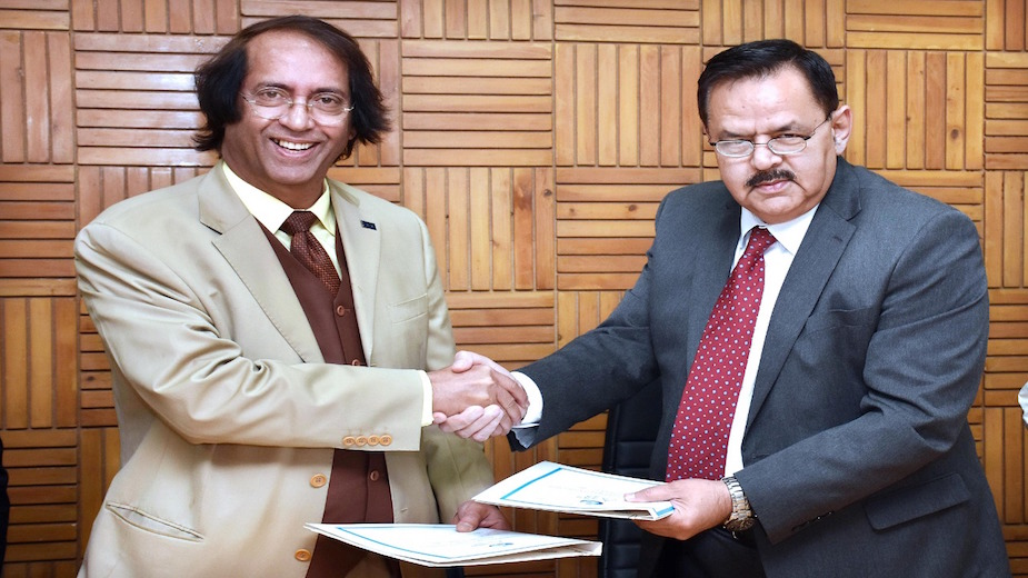 CGSS Signs MoU With APP For Cooperation