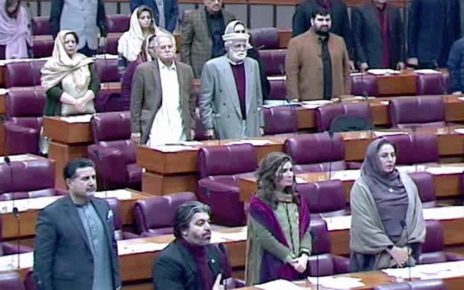 Child sexual abusers to be hanged publicly; resolution passed in NA