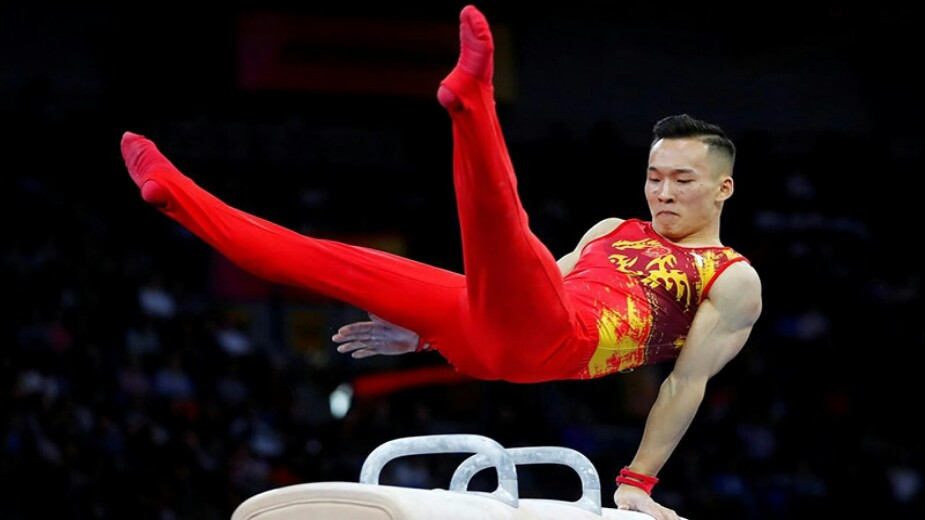 Chinese gymnasts pull out of World Cup in Australia due to virus travel ban