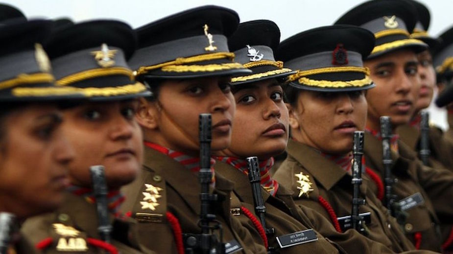 'Indian soldiers not mentally schooled to accept women officers in command'