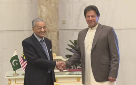 Misconception disengaged Pakistan from KL Summit; PM declares his Malaysian counterpart