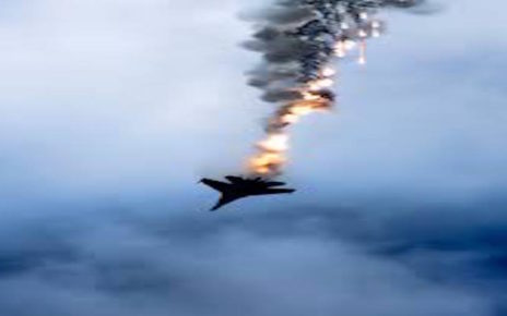 PAF plane crashes during routine training mission