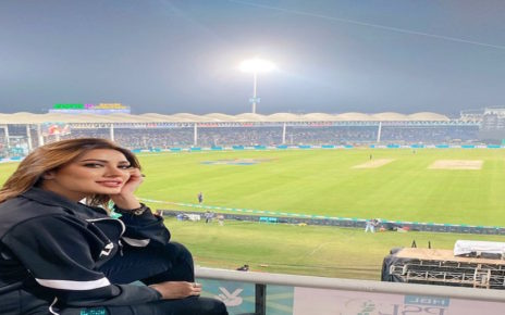 Pakistan capable of hosting major sports events: Mehwish Hayat