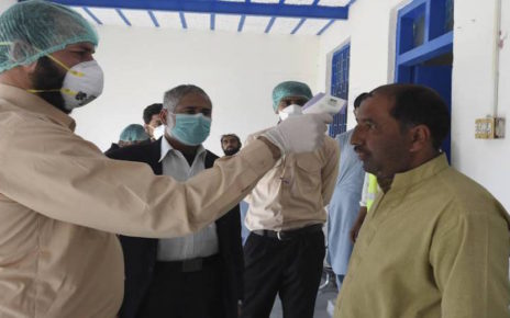 Pakistan confirms first two cases of coronavirus