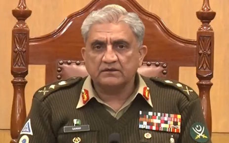 Provocative statements may cause regional implications; COAS warns Indian leadership
