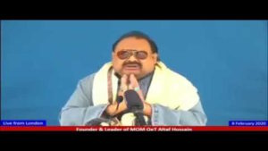 Psychological disorders or political gimmicks, what made Altaf Hussain to chant 'Jiye Sindh'
