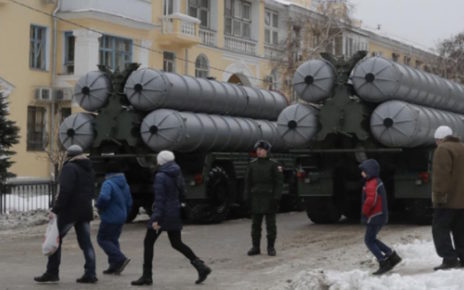 Russian S-400 missile delivery to India to begin by end-2021: report