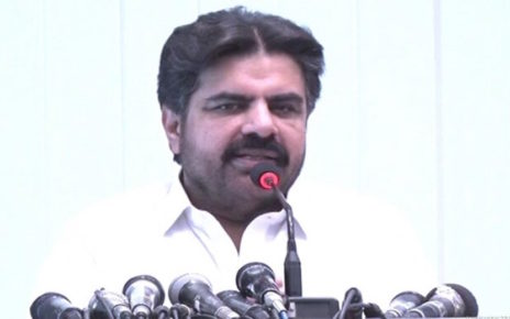 SC orders to be implemented wholeheartedly about encroachment removal: Nasir Shah