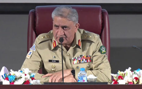 Coronavirus pandemic: COAS directs personnel to help civil admin on fast track basis