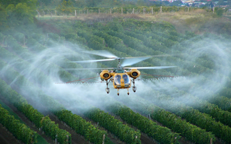 ISPR terms viral message on pesticide spray at midnight fake