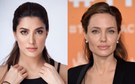 Mehwish Hayat to appear soon in BBC's My World produced by Angelina Jolie