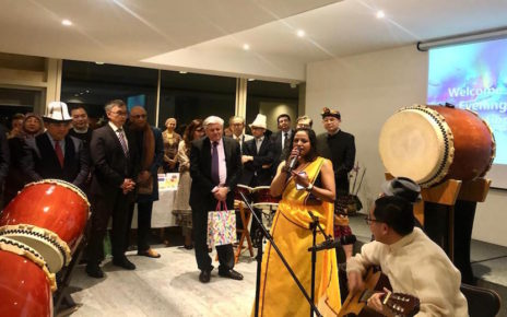 Pakistan actively participated in ASPAC Cultural Evening-2020