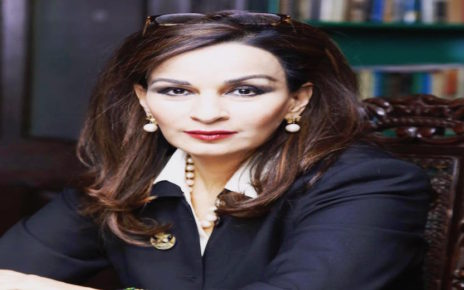 Sherry Rehman appeals for protective kits for health workers during these testing times