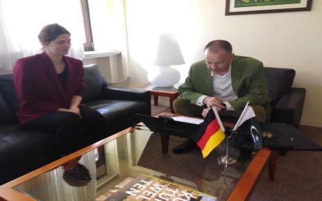 German embassy to provide food to 600 families in Lahore