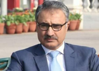 KP chief secy tested positive for coronavirus