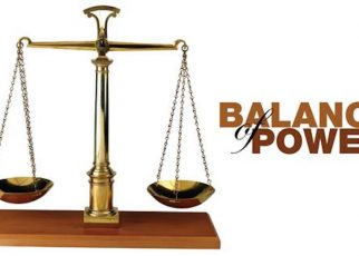 Balance of power essential for peaceful coexistence