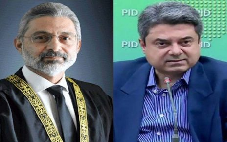 Farogh Naseem resigns as law minister to represent govt in Justice Isa's reference case