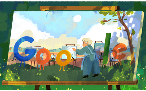 Google honors acclaimed Pakistani artist, educator Anna Molka Ahmed with Doodle
