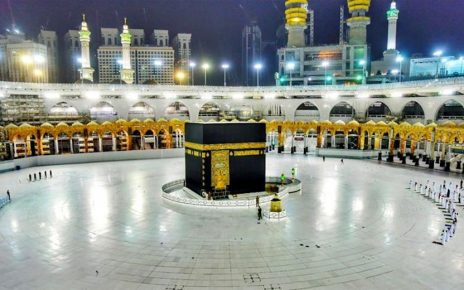 Limited number of pilgrims from various nationalities already residing in Saudi Arabia to perform Hajj 2020