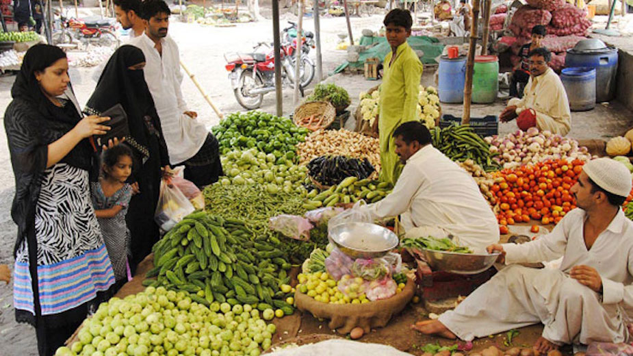 Pakistan's inflation rate slows to 8.2pc year-on-year in May