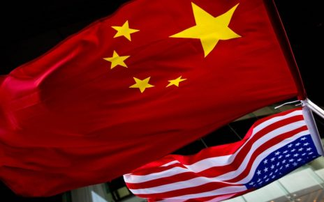 China to replace US as superpower, says survey