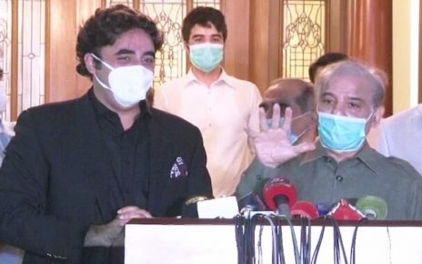 Opposition parties are on one page against PTI govt, says Bilawal