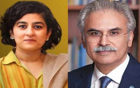 Tania Aidrus, Dr Zafar Mirza resign as special assistants to PM over criticism