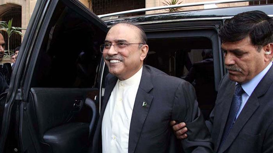 Zardari avoids indictment in Park Lane reference