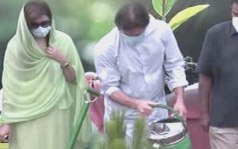 PM launches Pakistan's largest-ever plantation drive on Tiger Force Day