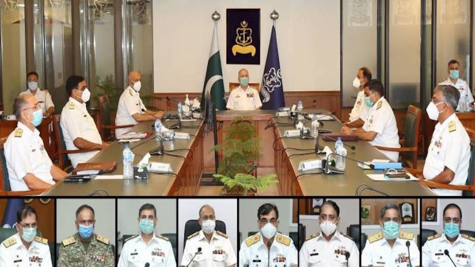 PN Command & Staff Conference reviews geostrategic environment, national security