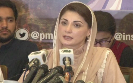 PTI fears from burgeoning popularity of PML-N, claims Maryam Nawaz