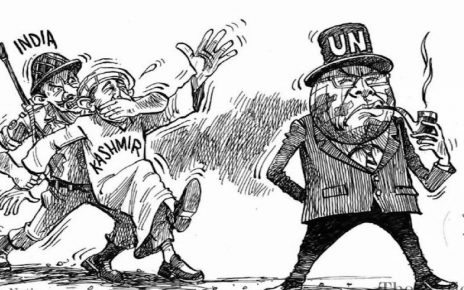 UN a silent spectator over Kashmir issue despite passage of many resolutions