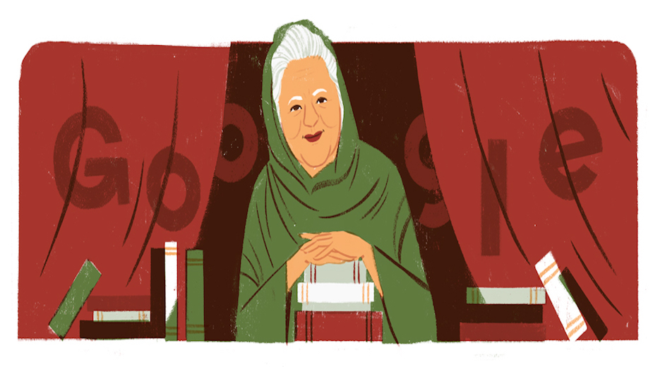 Doodle honors Bano Qudsia's life, legacy on her 92nd birthday