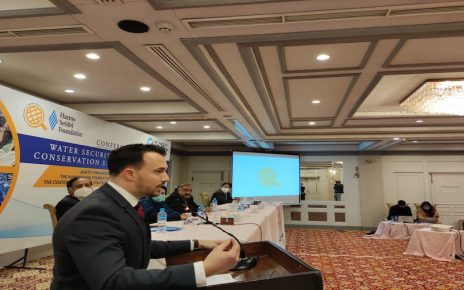 Pakistan's dependency on a single river system is extremely risky: Steffen Kudella