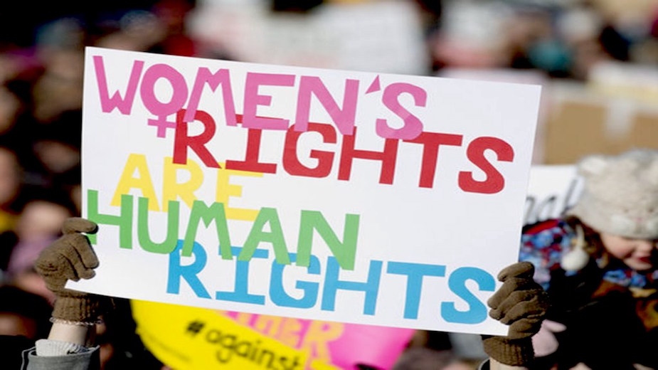 Women rights human rights